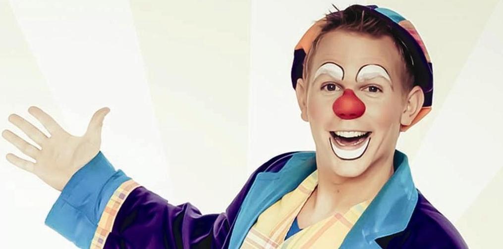 Clown Noni goochelaar en ballonartiest