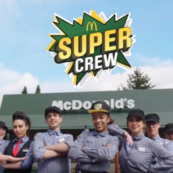 supercrew mcdonald's