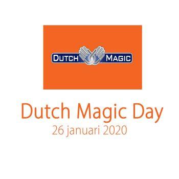 goochelaar dutch magic day